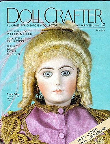 Vintage Doll Crafter Magazine January-February 1987 MINT ()