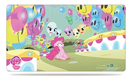 530223769af Ultra Pro 84160 My Little Pony Friendship Is Magic Balloons Play Mat With  Mat Tube