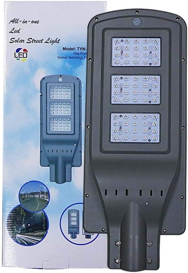 Waterproof IP65 Super Bright Lamp with PIR Motion Sensor Dusk to Dawn Outdoor Street Area Road Lighting Slip Fitter LED Parking Lot Lighting SZYOUMY 20W Solar Street Lights with Radar Sensor