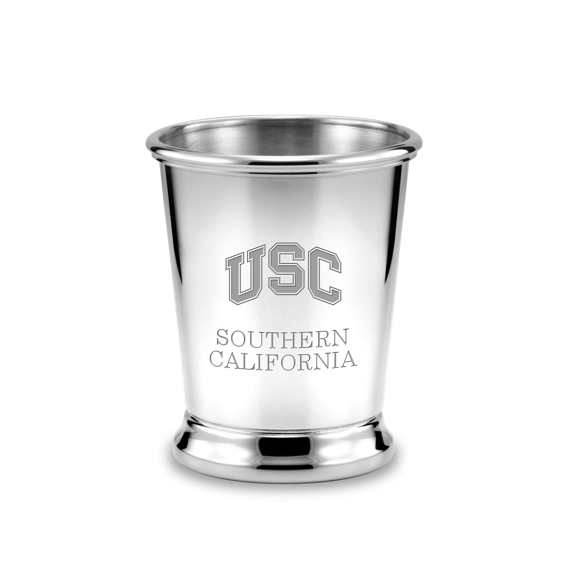 M. LA HART University of Southern California Pewter Julep Cup