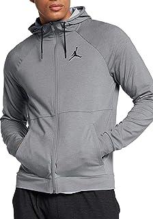 ca43995a0df Nike Mens Jordan Icon Fleece Full Zip Hoody at Amazon Men's Clothing ...