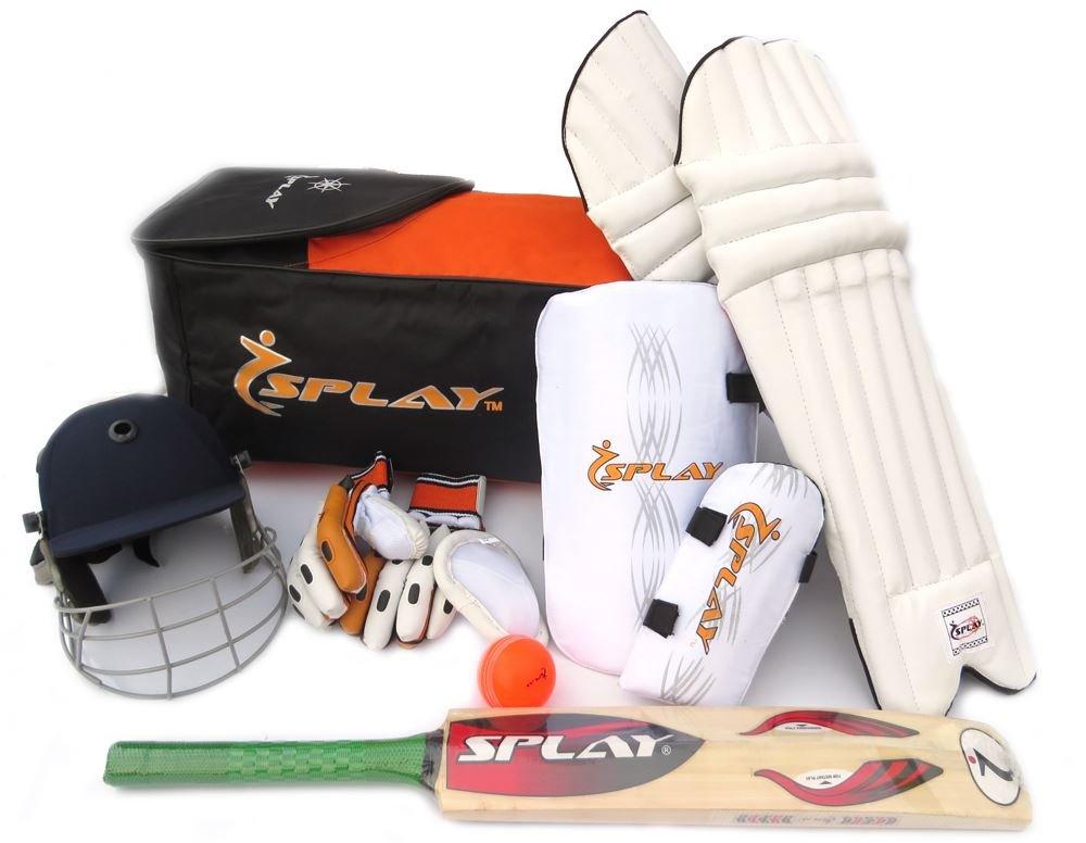 Splay Kit de Críquet (Lh), Talla 7 CCKCLL537