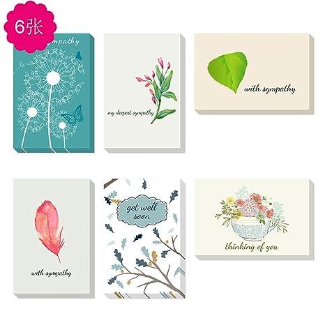 Amazon.com: Tarjetas de agradecimiento, 4 x 6 tarjetas de ...