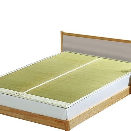 YNN Colchoneta de colchón para Dormir Plegable de Verano de ...