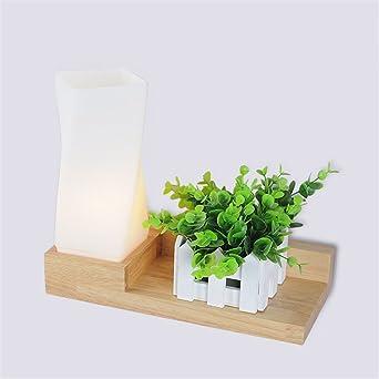 YU-K Leiter der Bett-LED Wandleuchte Schlafzimmer Wohnzimmer ...