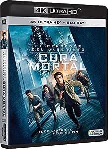 El Corredor Del Laberinto: La Cura Mortal Blu-Ray Uhd Blu