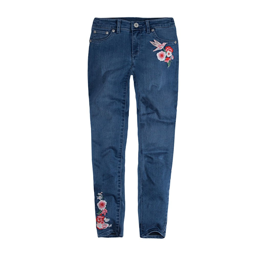 Levi's Baby Girl's 710 Embroidered Jean 414599