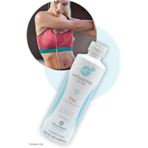 da68cebebcf Modere Trim Vanilla Collagen Weight Loss Toning All Natural Supplement with  Hyaluronic Acid   Peptides