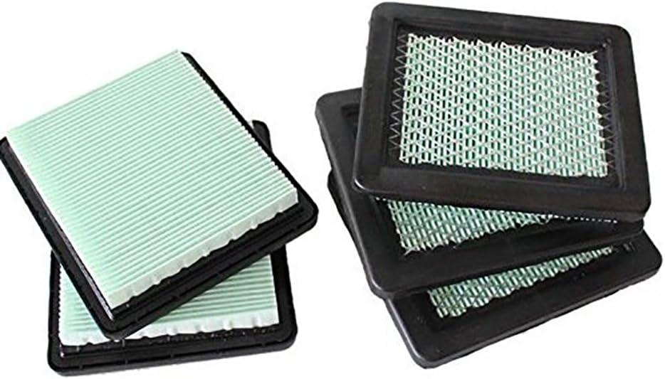 /nero /023/GCV135//190/cartuccia filtro aria/ UxradG filtro aria rasaerba Cleaner Fit per Honda GCV135//160/GC160/HRR216/17211-ZL8/