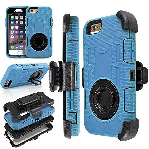 TNP iPhone Plus Case Blue