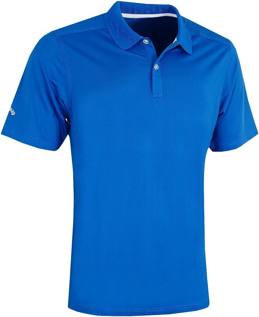 Callaway Apparel - Polo - para Hombre Azul Navegar por Internet ...