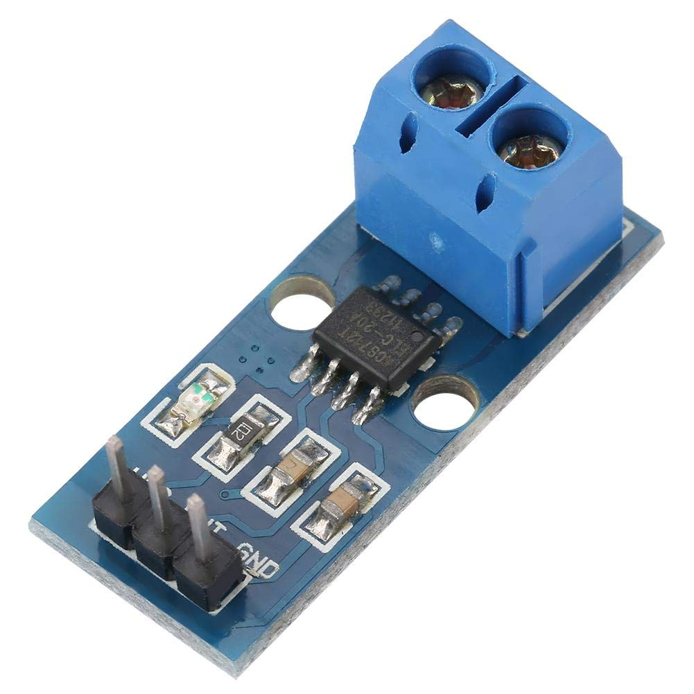 ACS712 20A Range Current Sensor Module Measuring Module 20A Range Current Sensor Module ACS712 Measuring Module