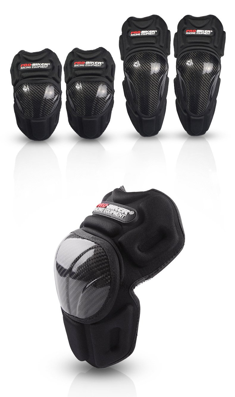 Meiyiu Adult Knee Elbow Pads Protective Kit Set for Outdoor Combat Hunting CS Paintball Game 4Pcs/Set