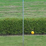 Best Tetherball Sets - Outdoor Tetherball Pole, Yellow Review