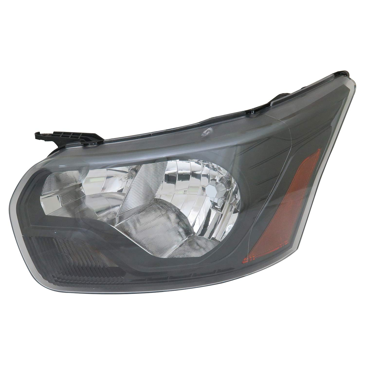 Multiple Manufactures FO2502356C Standard No variation Headlight Assembly