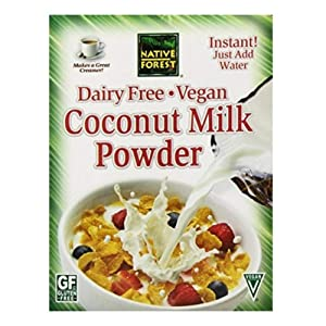 Edward and Sons Vegan Coconut Milk Powder, 5.25 Ounce (Pack of 6)