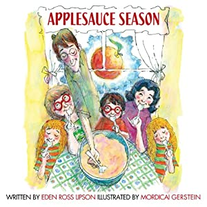 Applesauce Season Audiobook