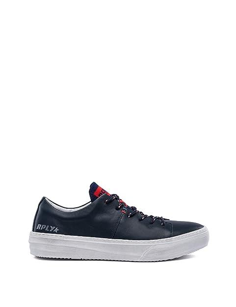 Blu MilitareAmazon E Marina Borse ReplaySneaker Uomo itScarpe vNPy80wmnO
