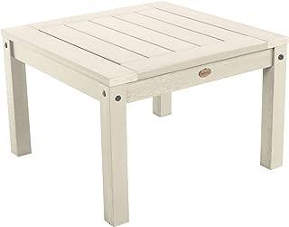 product image for Highwood AD-DSST1-WAE Adirondack Side Table, Whitewash