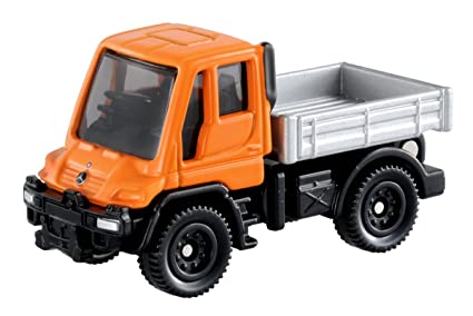 Mercedes Benz Unimog >> Tomica No 22 Mercedes Benz Unimog Box