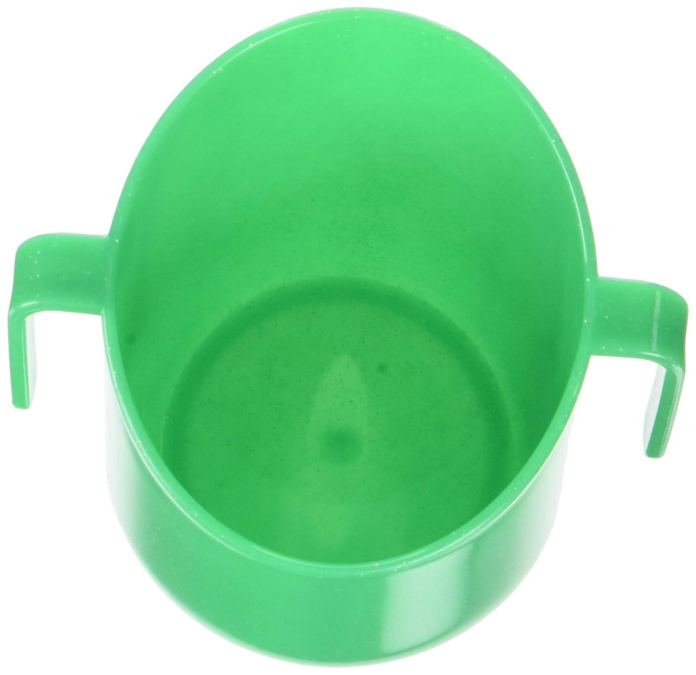 Doidy Cup der gesunde Trinklernbecher 10097 Vaso con boquilla que no derrama color verde