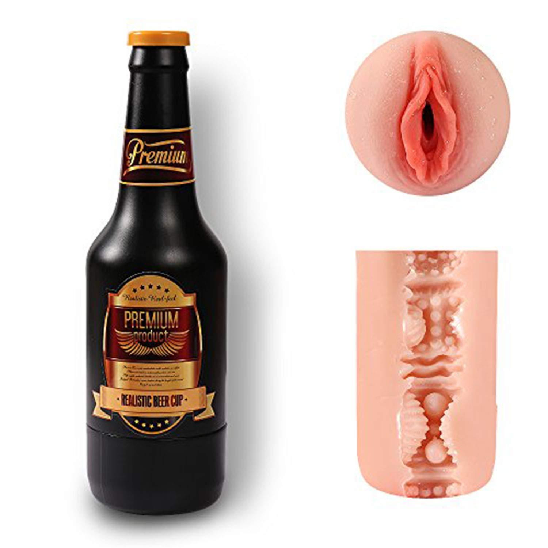 Cerveza Vaginal Plane Cup Vaginal Cerveza Mold Masturbation Cup 3D Silicone Doll Male Masturbation Birthday Spoof Regalo 426376