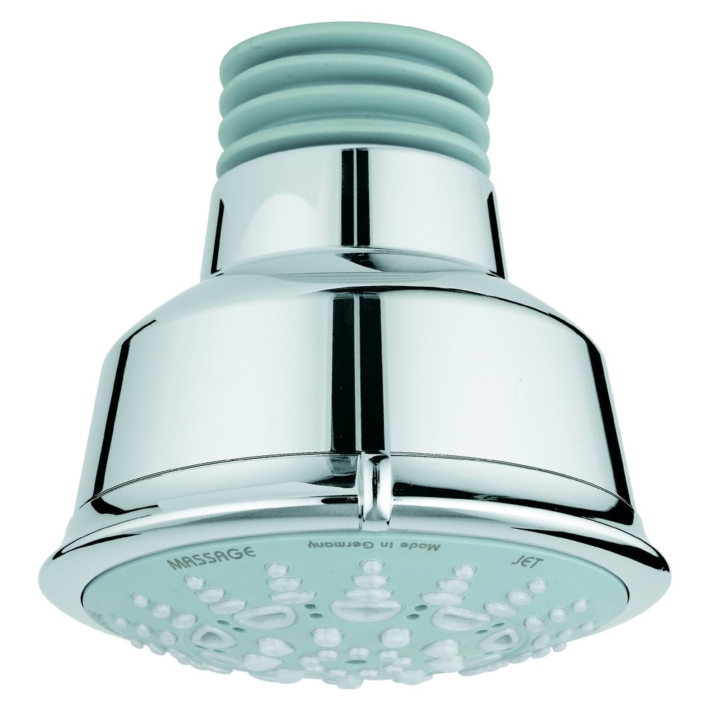 Grohe 27 126 000 Relexa 5 Spary Pattern Rustic Shower Head ...