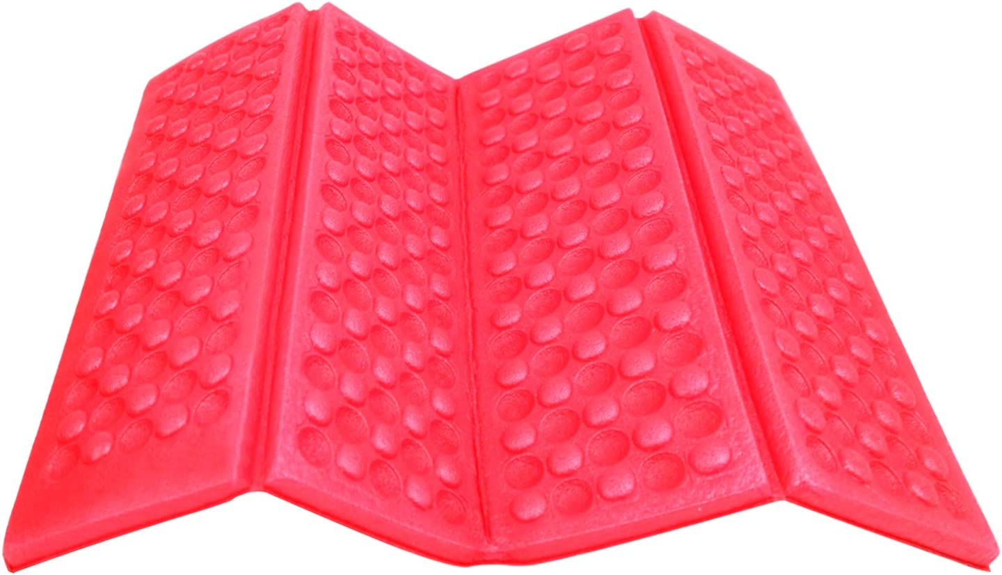 Foldable Camping Foam Seat Cushion Sitting Mat Outdoor Hiking Beach Picnic  n VK