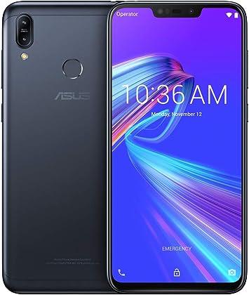 ASUS ZenFone MAX M2 ZB633KL-4A124EU Midnight Black 64 GB Dual SIM ...