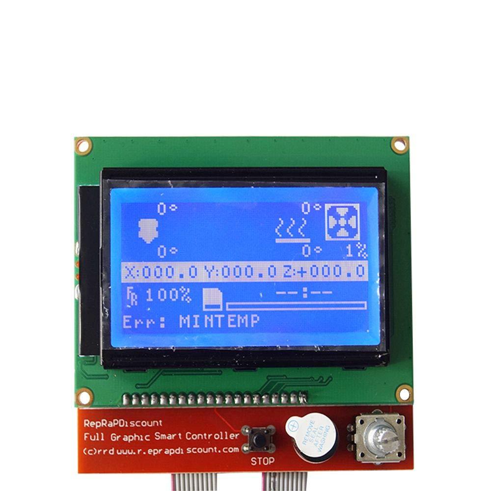Impresora 3D MKS Gen L Placa Base +12864 pantalla/TFT32 V4.0 ...