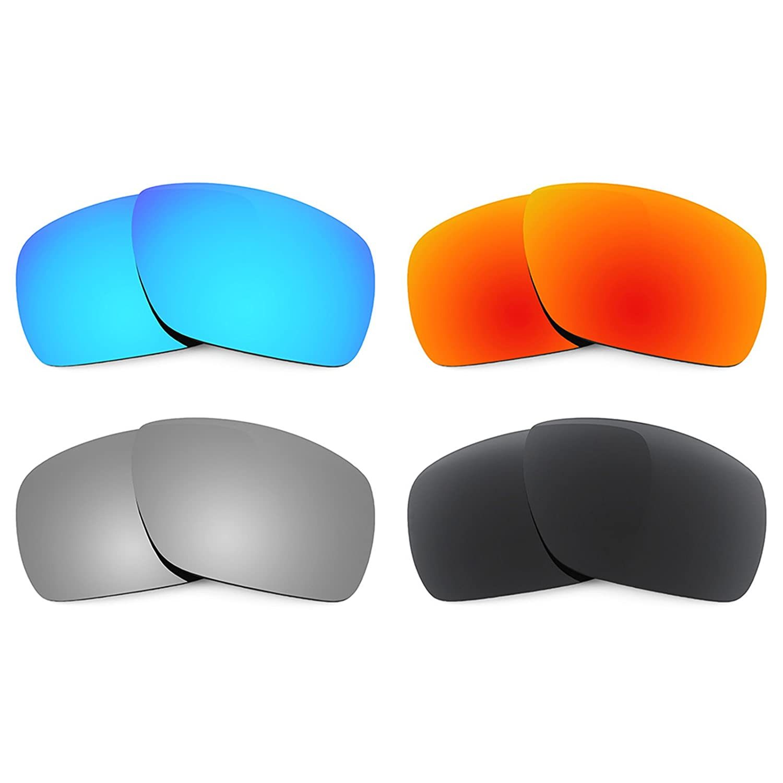 Oakley Dispatch 1 用Revant交換レンズ 偏光4 ペアコンボパック K018   B00DU1ON90