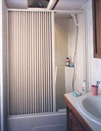 Amazon Irvine 3657SW White 36 X 57 Shower Door Automotive