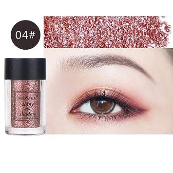 Eye Shadow Highlighter Cream Gel Face Creamy Mermaid Eyeshadow High Light Liquid Body Shimmer Glitter Metallic Super Pigment