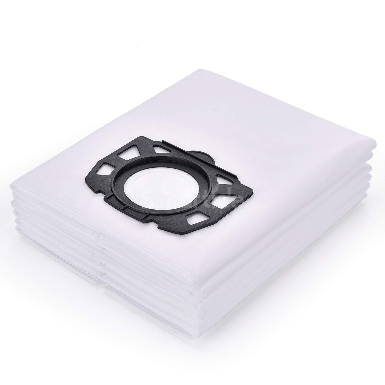 Acquisto Leadaybetter 6 sacchetti filtro in tessuto non tessuto di ricambio per WD4 WD5 WD5/P sacchetti filtro polvere per KARCHER Cleaner MV4/MK5/MV6 Kärcher Aspirapolvere a secco/umido Prezzo offerta