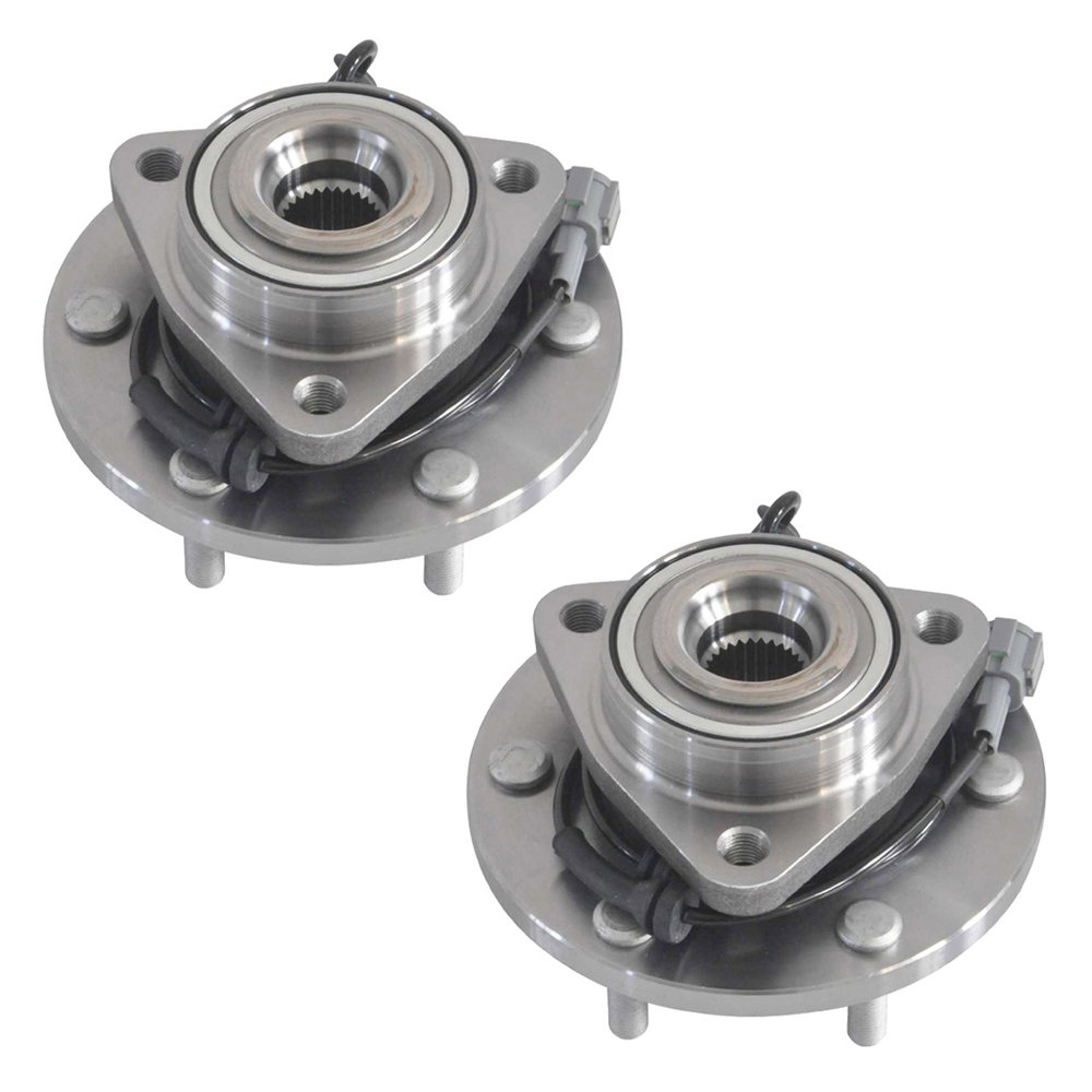 DRIVESTAR 515066x2 (Pair) New Front Wheel hub for Armada Nissan Titan Pathfinder QX56 by DRIVESTAR (Image #1)
