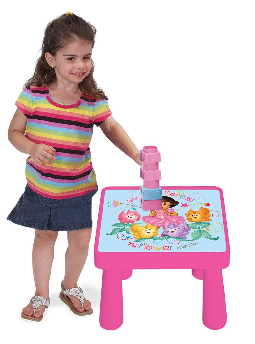 Dora The Explorer Cafe Table