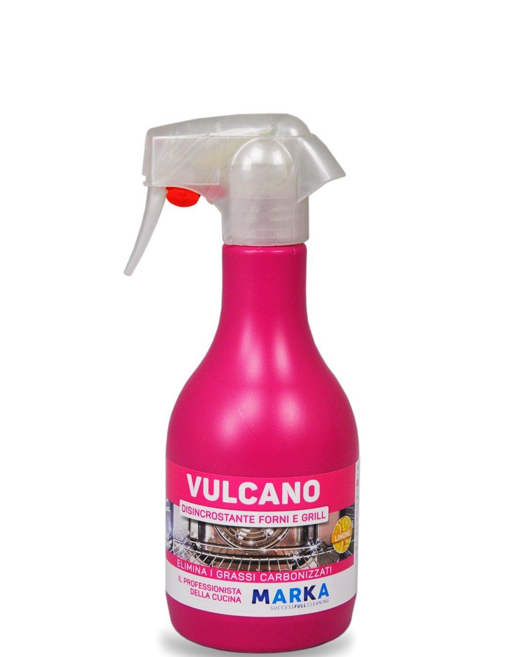 Vulcano, Desincrustante para hornos y parrilla 6 x 500ml ...