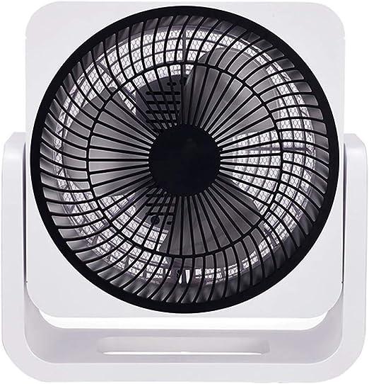QJJML Ventilador EléCtrico Vertical, Aire En CirculacióN, Bajo ...