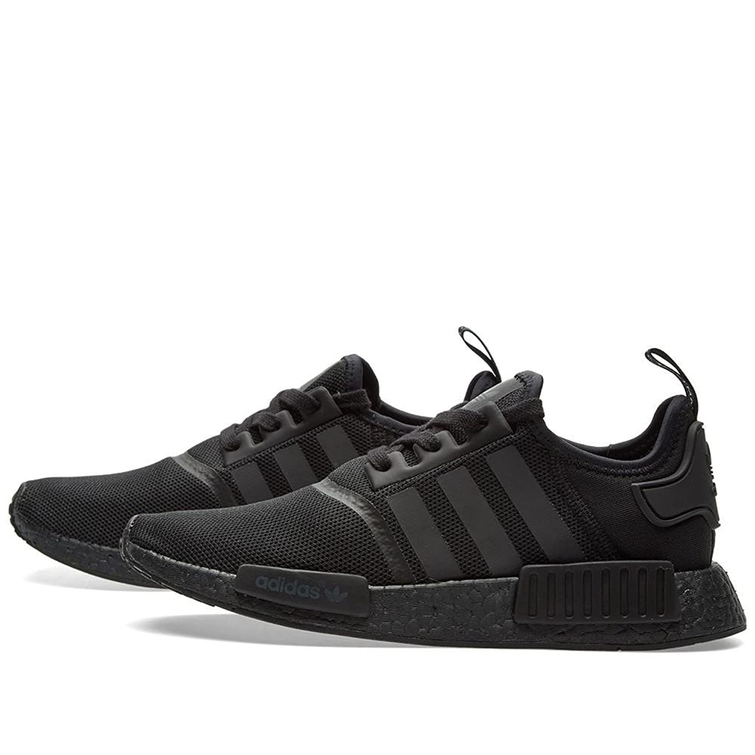 ADIDAS MENS NMD_R1 'TRIPLE BLACK' S31508 12 S31508