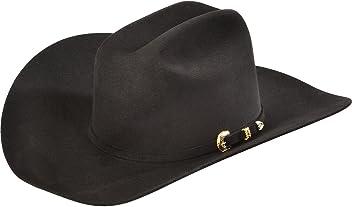 Serratelli Men s 10X Fur Felt Austin Cowboy Hat - 110Mkupdark dea5de30a33a