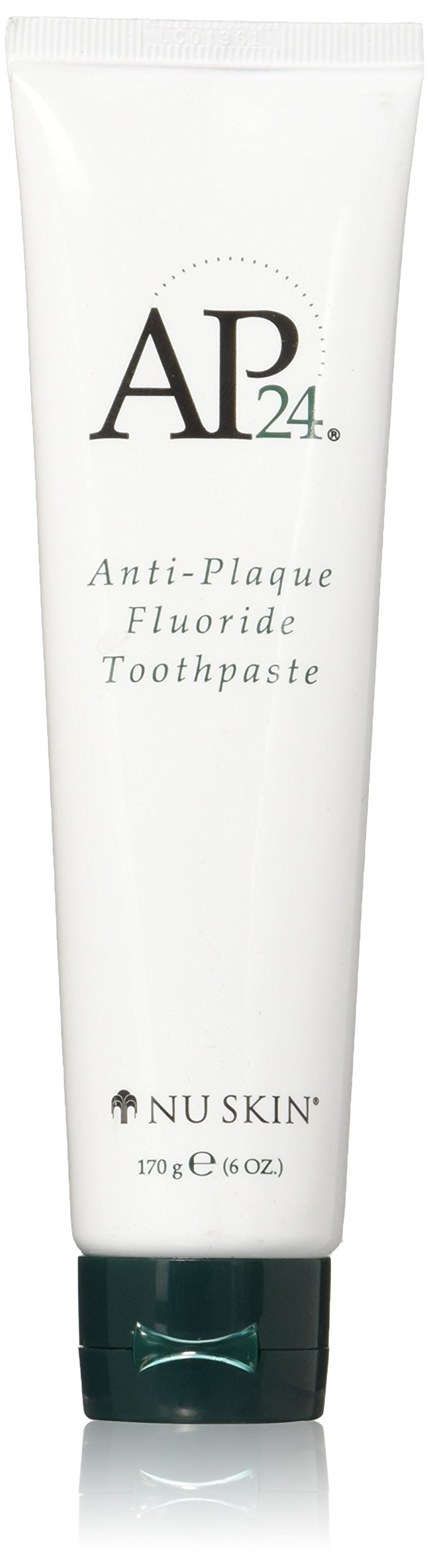 Nu Skin Ap-24 Anti-plaque Fluoride Toothpaste,6oz