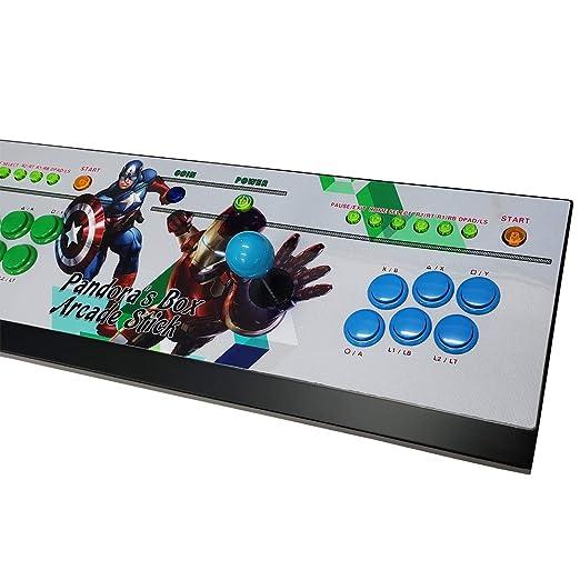 Amazon.com: Nuevo controlador de Arcade de actualización ...