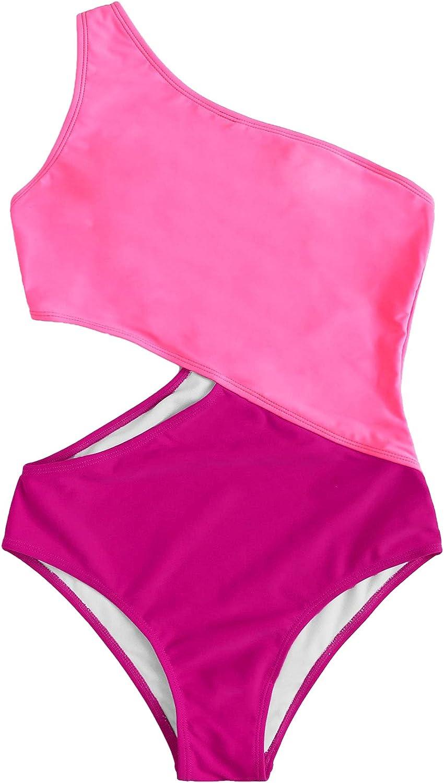 SOLY HUX Mujer Traje de Baño de Una Pieza Push Up Bañadores Bañador Monokini Ropa de Baño 2020