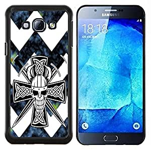Dragon Case - FOR Samsung Galaxy A8 A8000 - Love you sixty seconds - Caja protectora de pl??stico duro de la cubierta Dise?¡Ào Slim Fit