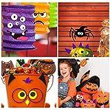 26 Sets Halloween Foam Pumpkin Decoration