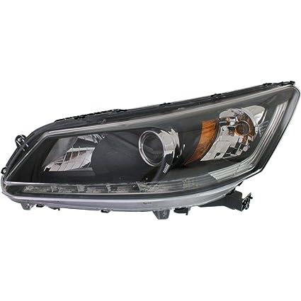 For 2013-2015 Honda Accord Sedan Passenger Side Headlight Head Light Lamp RH