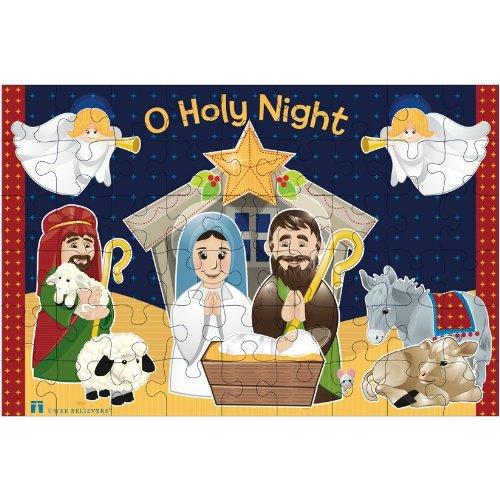 UPC 897757002063, Nativity 2-in-1 Floor Puzzle