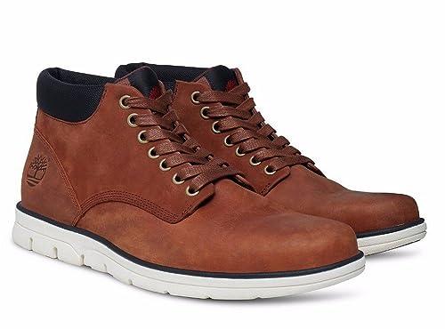 UK Timberland Bradstreet Chukka Boot A13EE (Brown) 8