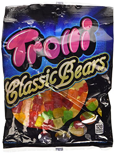Trolli Classic Gummy Bears Candy, 5.00 oz ()