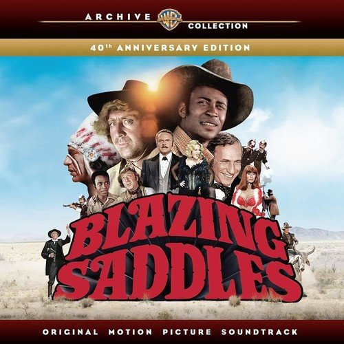 Price comparison product image Blazing Saddles